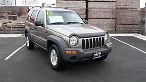 2003 Jeep Liberty 3 7 Sport 4x4