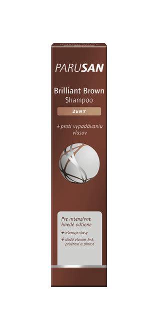 Brilliant Brown by Parusan Brilliant Brown š 243 N Na Oživenie Hnedej Farby