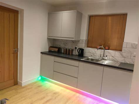 smart kitchen rgb led lighting plasmadan