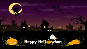 Cute Halloween Background - WallpaperSafari