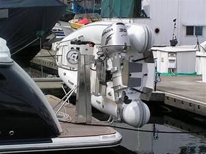 Hydraulic Boat Davit System