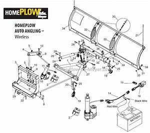 Home Plow By Meyer Com - Parts Diagrams And Part Number Lists