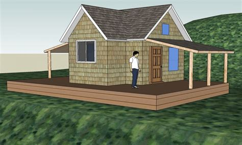 small house plans with porches small cabins tiny houses with porch tiny house floor plans