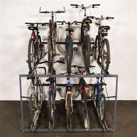 bike stacker giant industrial installations