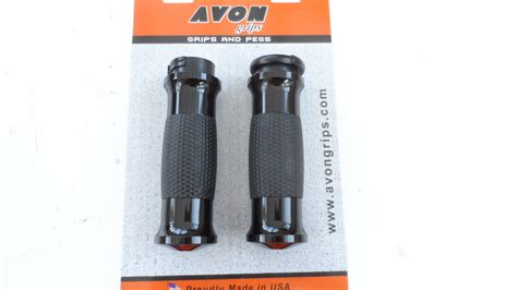 Davidson Handlebar Grips by 1 In Stock