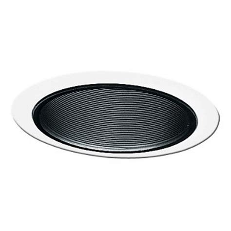 5 inch recessed light juno recessed black baffle 5 inch trim with white trim