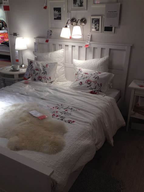 ikea schlafzimmer ideen schokobraun vintage ikea hemnes bed in home in 2019 schlafzimmer