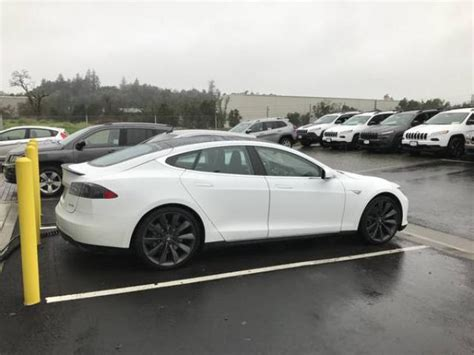 Fully Electric Cars For Sale by Used Tesla For Sale Model S P85 Fully Loaded Electric
