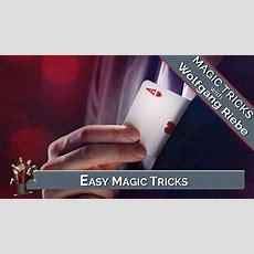 Easy Magic Tricks For Everyone Magic Tricks Revealed Youtube