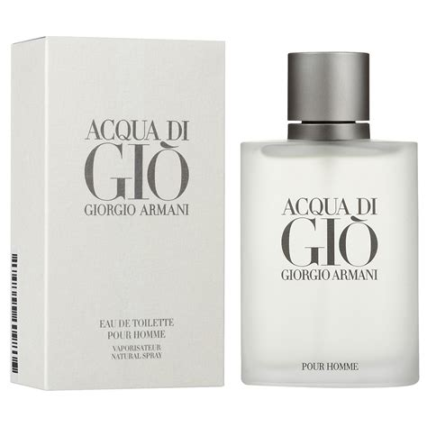 giorgio armani acqua di gio eau de toilette 200ml s of kensington