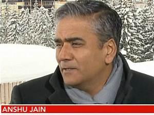 The NEWS behind... Anshu Jain Quotes
