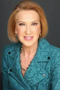 Carly Fiorina's Latest Quest: Rallying Corporate America ...