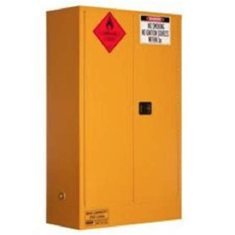 flammable liquid storage cabinet 250l