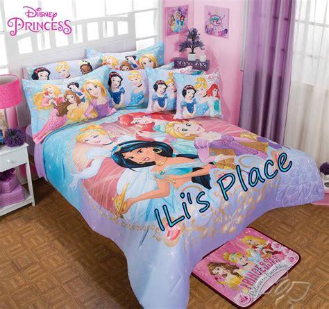 girls disney princess comforter set order   sell