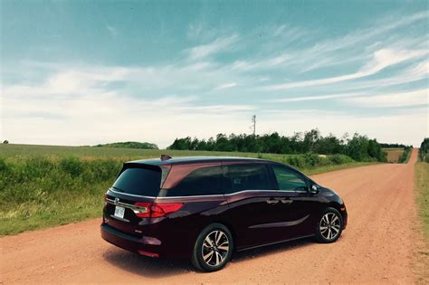 2018 Honda Odyssey Elite Review You Get A Lot Of Minivan