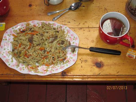 la cuisine mongole voyage en mongolie