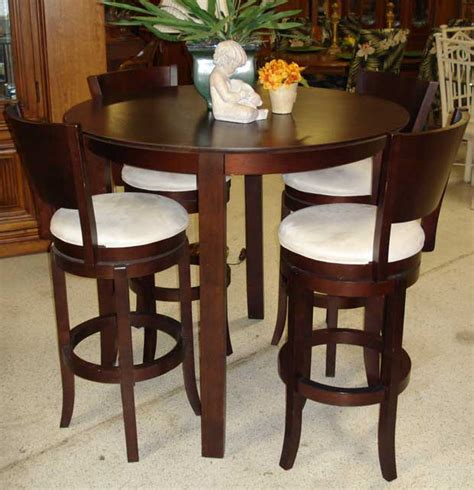 round high top table round high top kitchen tables roselawnlutheran