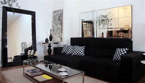 sala de tv sofa preto sof 225 preto e confort 225 vel informe 10