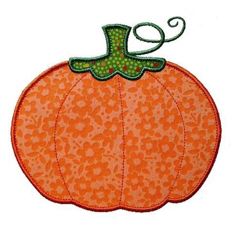 Free Embroidery Applique by Free Applique Designs Dreams Embroidery Pumpkin
