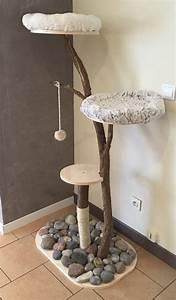 Arbre A Chat En Palette : arbre chat diy pour les radins comme moi passiparisienne ~ Melissatoandfro.com Idées de Décoration