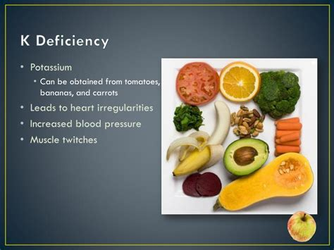nutrient deficiencies powerpoint  id