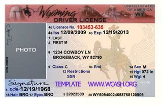 31 Best Images About Driver License Templates -photoshop