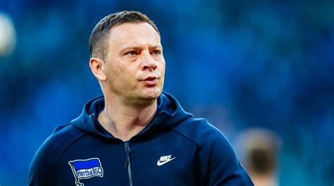 V., commonly known as hertha bsc, and sometimes referred to as hertha berlin, hertha bsc berlin, or simply he. Hertha BSC trennt sich von Trainer Pál Dárdai