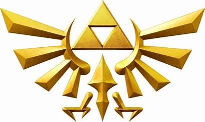 Zelda Crest Royal Hyrule Legend Symbols Does
