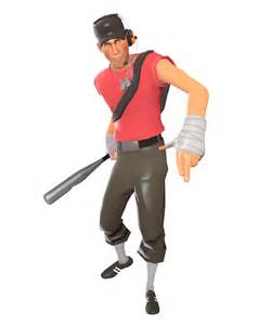 TF2 Team Fortress 2 Scout