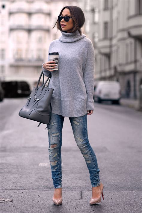 8 Great Ways To Wear Gray | Aelida