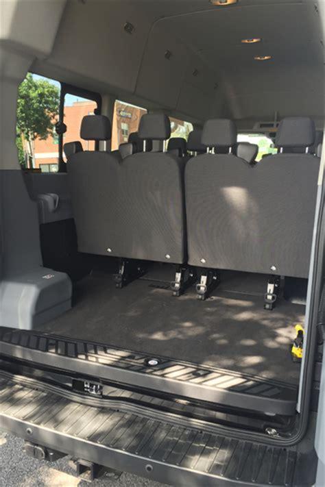spacious affordable  passenger van rentals   york