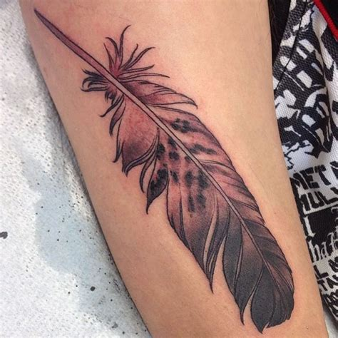 feather tattoo designs  meanings