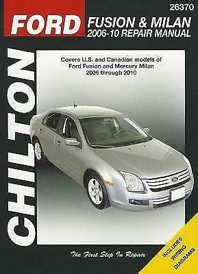 how to download repair manuals 2011 ford fusion security system ford fusion service manual ebay