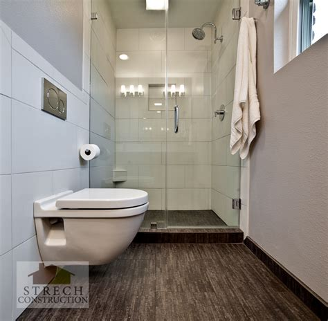 commercial bathroom design bathroom remodel modern strech construction remodel