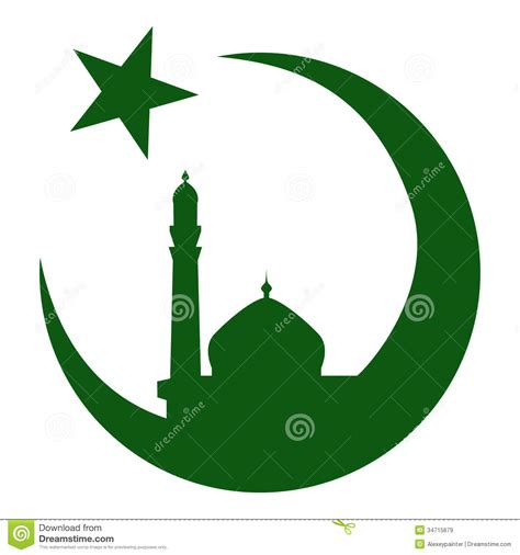 Muslim Religious Symbol Related Keywords & Suggestions ...