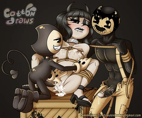 Bendy And The Ink Machine Porn Rule 34 Hentai