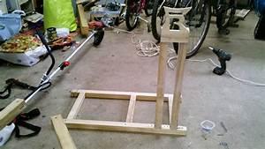 Support De Velo : fabriquer range velo en bois ve78 jornalagora ~ Melissatoandfro.com Idées de Décoration