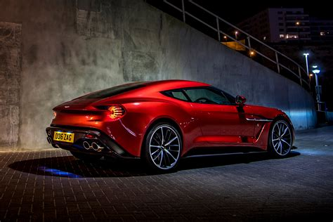 Aston Martin Vanquish Picture by New Aston Martin Vanquish Zagato 2017 Review Pictures