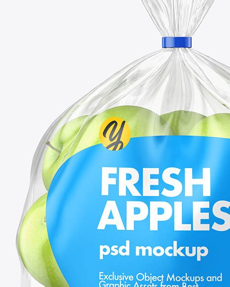 We are creating for you lots of mockups as for business as for entertainment. Download Plastic Bag With Red Apples Mockup Yellowimages ...