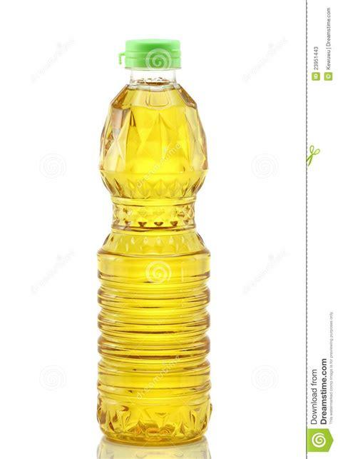 huile de cuisine huile de cuisine de grain de paume sur le blanc image