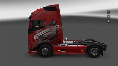 red volvo truck red volvo skin modhub us