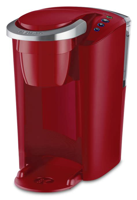 They have gained in popularity in recent years for their valued convenience and consistency, whether these machines are used at home or in the office, even in hotels and cafes. Keurig K35 Compact Single Serve Coffee Maker, Red - VIP Outlet