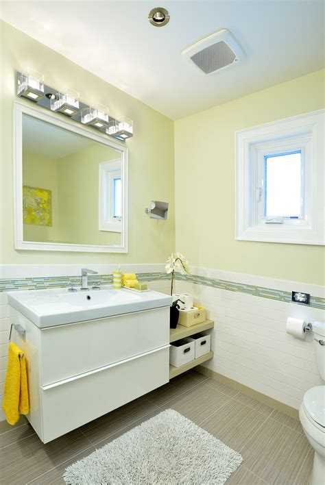 ikea bathroom vanities Laundry Room Transitional with none