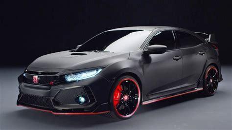 2019 Honda Accord Type R Changes Exterior