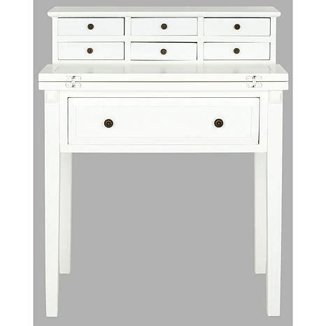 safavieh abigail desk safavieh abigail 7 drawer fold desk 8474584 hsn