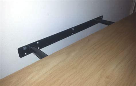 kitchen cabinet sliding shelf hardware floating shelves what s not to the diy doctor s 7952