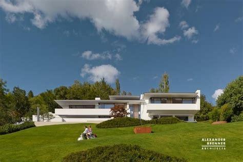 Moderne Häuser Stuttgart by Brenner Stuttgart Architekten