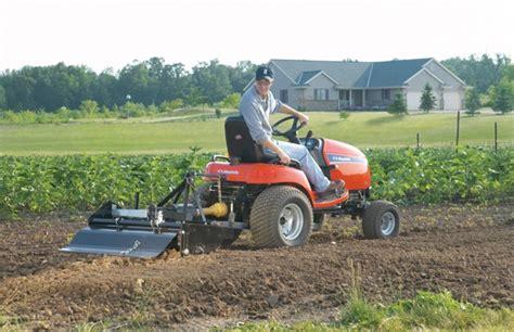 garden tractors for legacy xl subcompact garden tractor mower simplicity