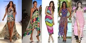 Spring Summer 2013 Fashion Beach Dresses Trends
