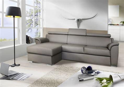 petit canape cuir petit canapé 3 places avec chaise longue cuir shane
